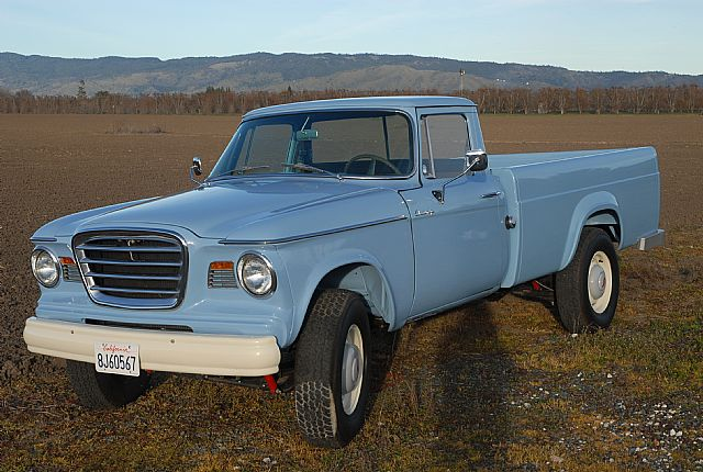 1962 Studebaker Champ for sale