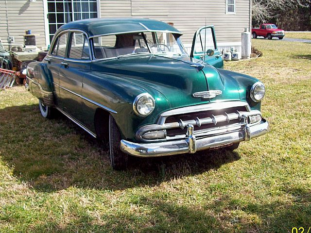 1952 Chevrolet Deluxe for sale