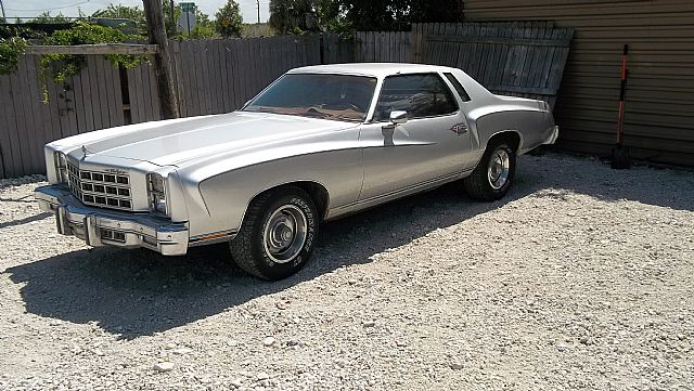 1977 Chevrolet Monte Carlo for sale
