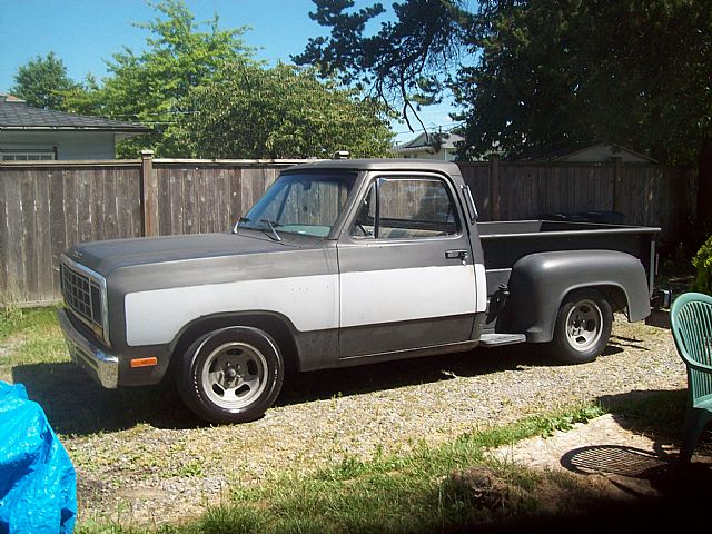 1982 Dodge D150 for sale