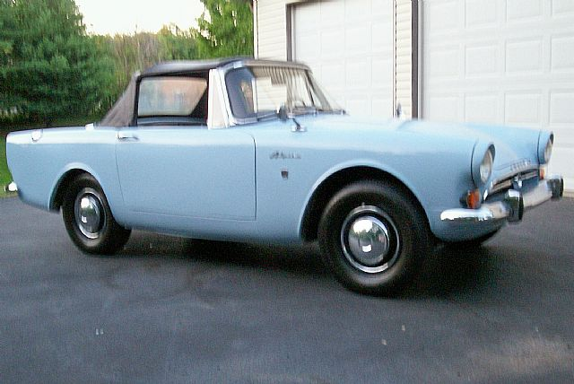 1965 Sunbeam Alpine for sale