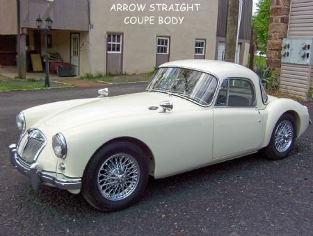 1957 MG MGA  for sale