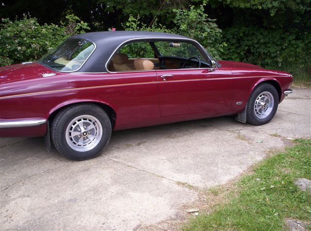 1977 Jaguar XJ for sale