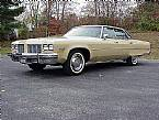 1975 Oldsmobile Regency