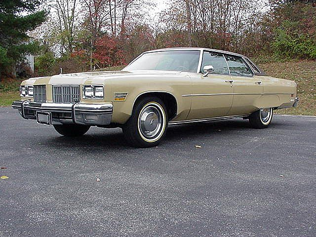 1975 Oldsmobile 98 for sale
