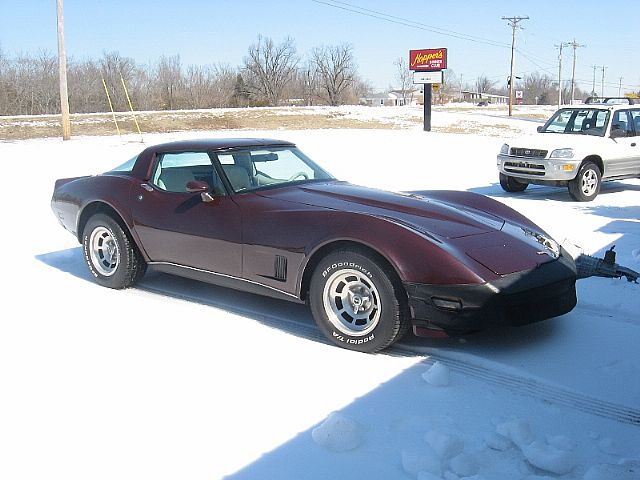 1980 chevrolet corvette for sale mountain home arkansas. Black Bedroom Furniture Sets. Home Design Ideas