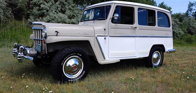 1964 Willys Kaiser for sale