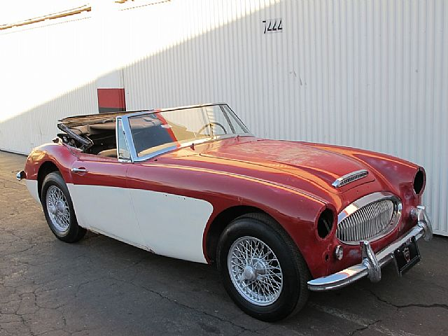 1967 Austin Healey BJ8 for sale