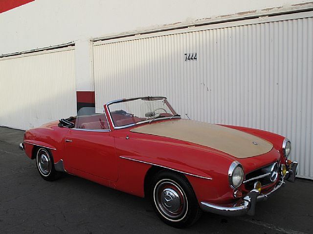 1962 Mercedes 190SL for sale