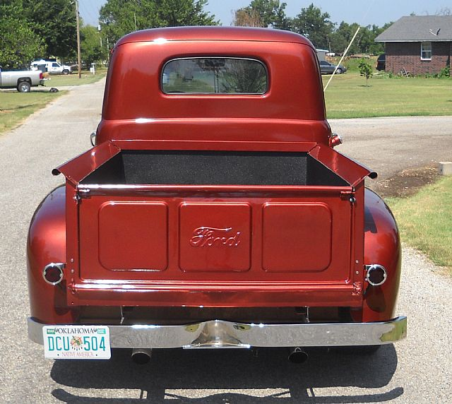 1950 ford f1 for sale colcord oklahoma. Black Bedroom Furniture Sets. Home Design Ideas