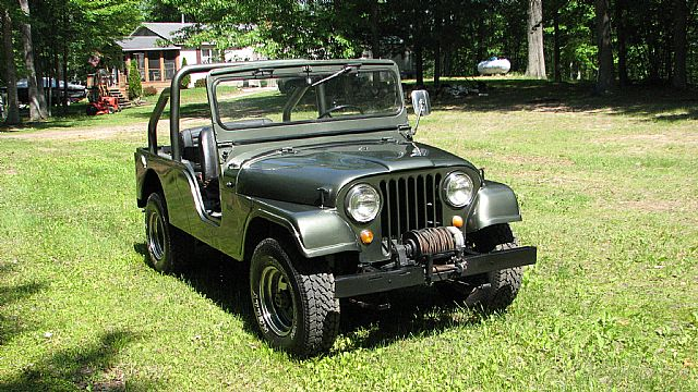 1967 Jeep CJ6 for sale