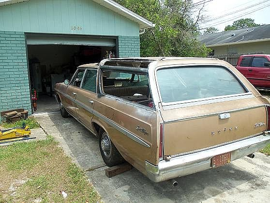 1965 Buick Sportwagon for sale