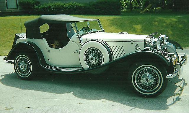 1939 Jaguar SS100 for sale