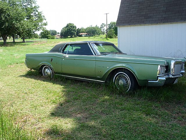 1969 Lincoln Continental for sale