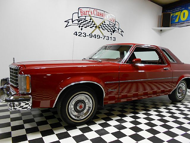 1977 Ford Granada for sale