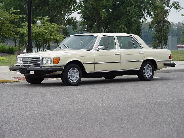 1977 Mercedes 450SEL for sale