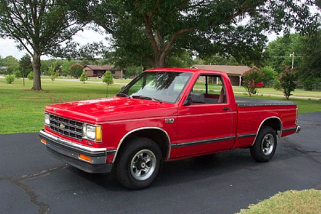 1990 chevrolet s10 for sale clinton arkansas. Black Bedroom Furniture Sets. Home Design Ideas