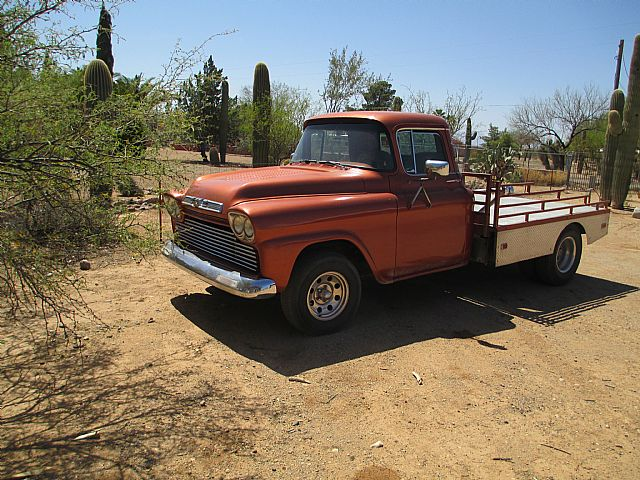 1958 GMC Flatbed for sale
