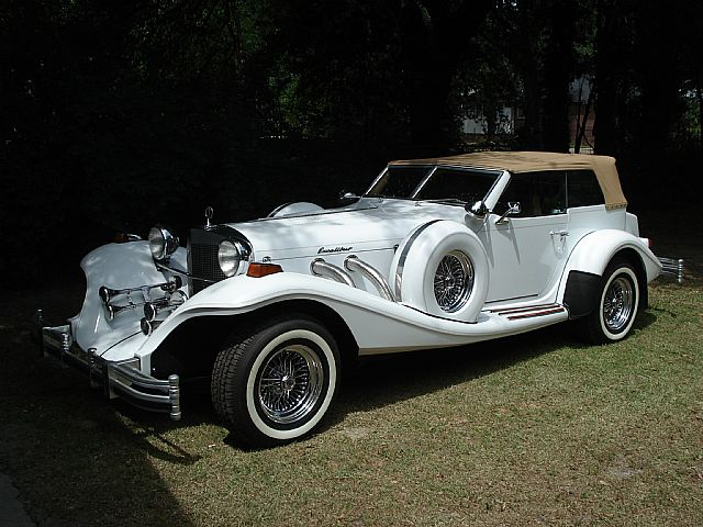1982 Excalibur Phaeton for sale