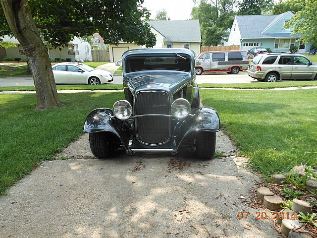 1932 Ford 2 Window Coupe for sale