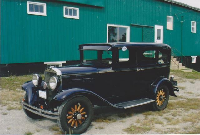 1930 Plymouth 4 Door