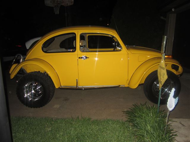 1969 Volkswagen Beettle