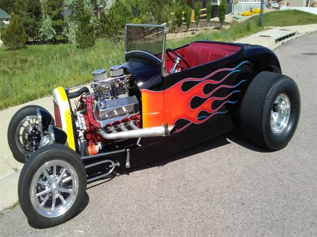1929 Ford T Bucket