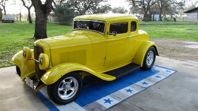 1932 ford 5 window coupe for sale yorktown texas for 1932 ford 5 window for sale