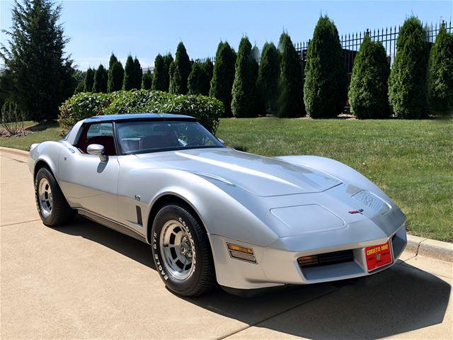 1980 Corvette For Sale >> 1980 Chevrolet Corvette For Sale Burr Ridge Illinois