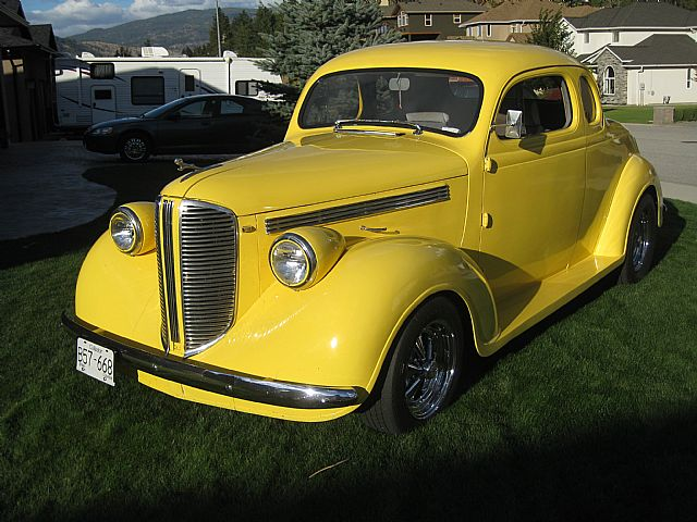1938 Dodge Coupe for sale