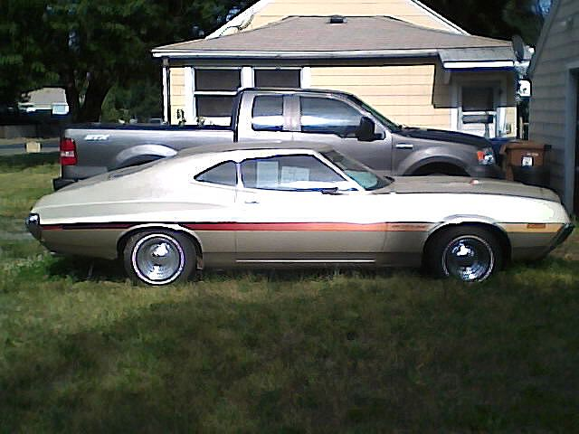 1972 Ford Gran Torino for sale