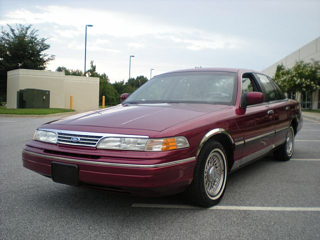 1993 Ford Crown Victoria for sale
