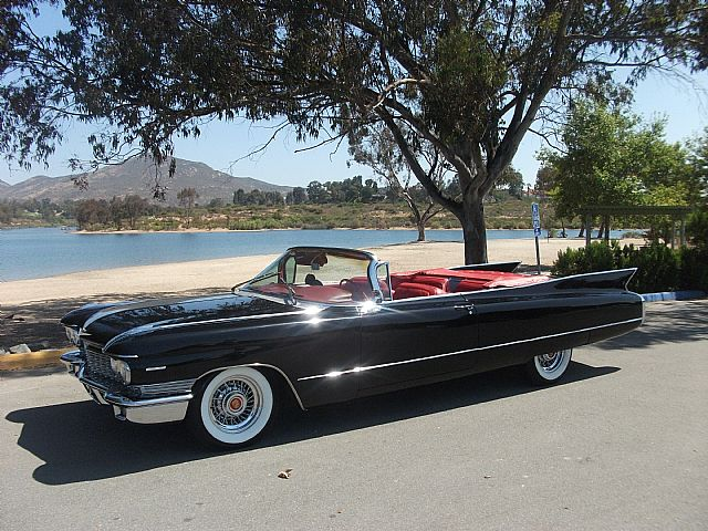 1960 Cadillac Convertible for sale