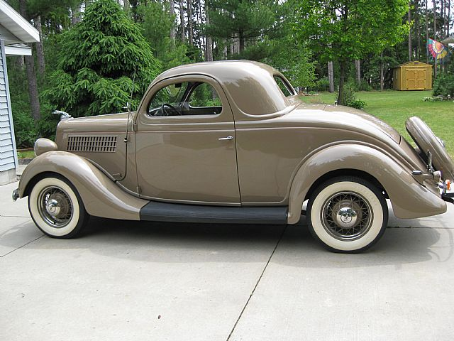 1935 Ford 48 for sale
