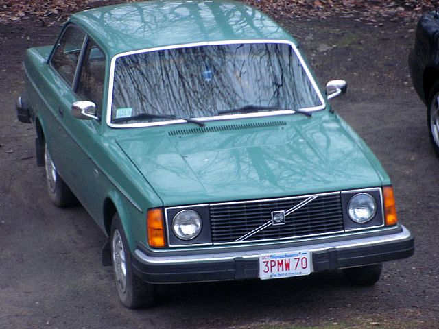 1979 Volvo 240 for sale