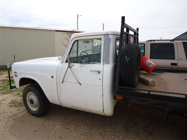 1972 International 1210 for sale