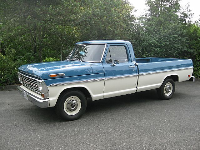 1969 Ford Ranger for sale