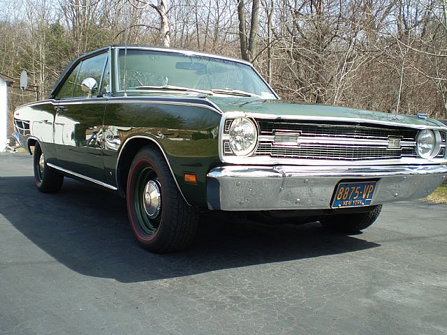 1969 Dodge Dart for sale
