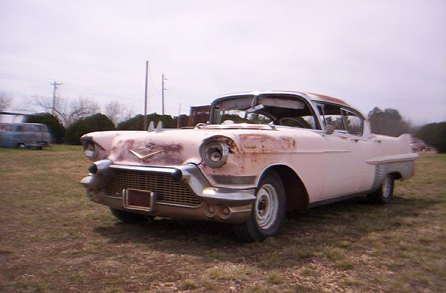 1957 cadillac 4 door hardtop for sale abilene texas for 1957 cadillac 2 door hardtop