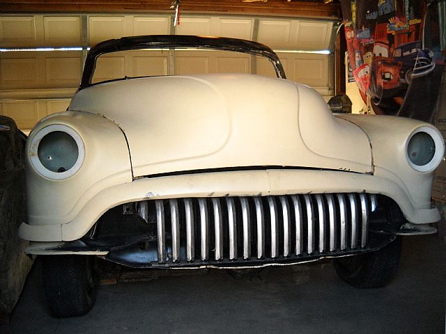 1951 Buick 48D for sale