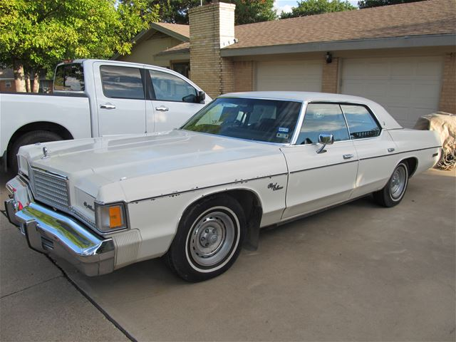 1975 Dodge Monaco Royal For Sale Fort Worth Texas