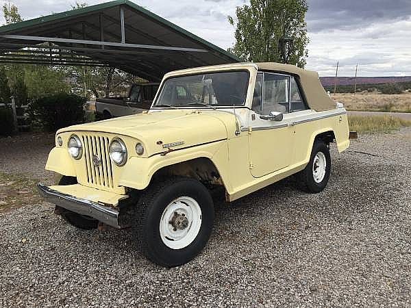 1969 jeep jeepster for sale gallup new mexico. Cars Review. Best American Auto & Cars Review