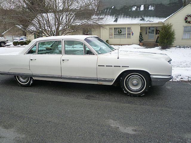 1963 Buick Electra for sale
