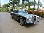 1980 Rolls Royce Silver Shadow