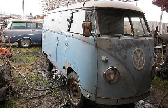 1960 Volkswagen Panel for sale