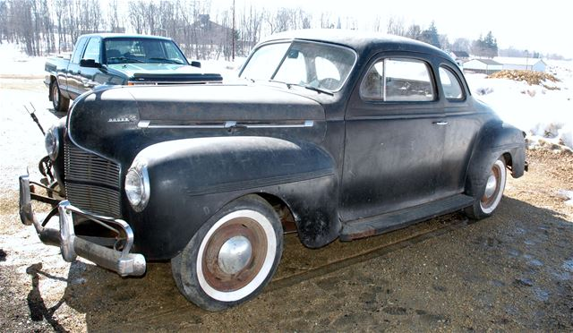 1940 Dodge Business Coupe