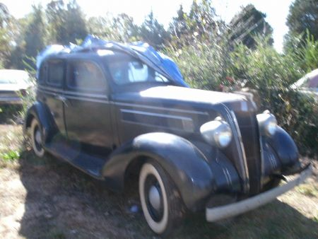 1935 Chrysler Airstream for sale