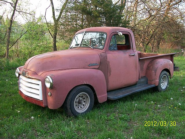 1952 GMC Pickup for sale