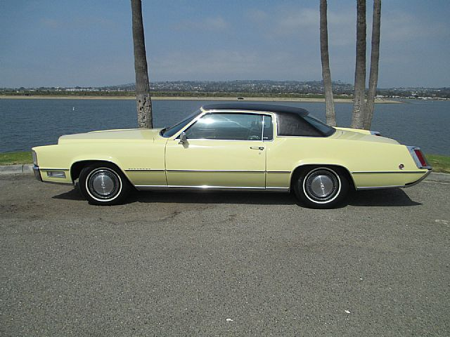 1969 Cadillac Eldorado for sale