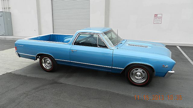 1967 Chevrolet El Camino for sale